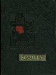 Page 1, 1930 Edition, Lincoln High School - Flambeau Yearbook (Manitowoc, WI) online yearbook collection