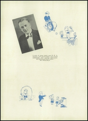 Page 10, 1937 Edition, Lincoln High School - Flambeau Yearbook (Manitowoc, WI) online yearbook collection