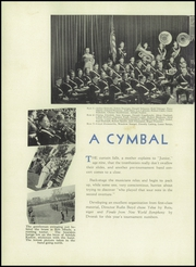 Page 12, 1937 Edition, Lincoln High School - Flambeau Yearbook (Manitowoc, WI) online yearbook collection