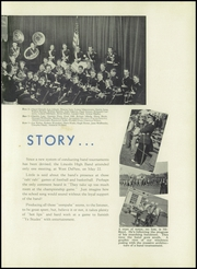 Page 13, 1937 Edition, Lincoln High School - Flambeau Yearbook (Manitowoc, WI) online yearbook collection
