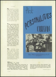 Page 14, 1937 Edition, Lincoln High School - Flambeau Yearbook (Manitowoc, WI) online yearbook collection