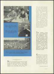 Page 15, 1937 Edition, Lincoln High School - Flambeau Yearbook (Manitowoc, WI) online yearbook collection
