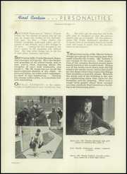 Page 16, 1937 Edition, Lincoln High School - Flambeau Yearbook (Manitowoc, WI) online yearbook collection