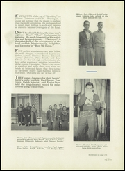 Page 17, 1937 Edition, Lincoln High School - Flambeau Yearbook (Manitowoc, WI) online yearbook collection