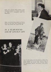 Page 17, 1944 Edition, Lincoln High School - Flambeau Yearbook (Manitowoc, WI) online yearbook collection