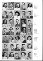 Page 10, 1946 Edition, Lincoln High School - Flambeau Yearbook (Manitowoc, WI) online yearbook collection