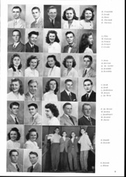 Page 12, 1946 Edition, Lincoln High School - Flambeau Yearbook (Manitowoc, WI) online yearbook collection