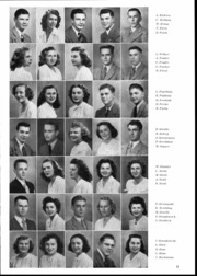 Page 14, 1946 Edition, Lincoln High School - Flambeau Yearbook (Manitowoc, WI) online yearbook collection