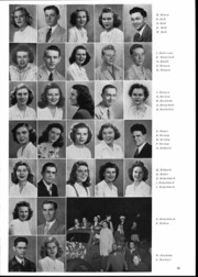 Page 16, 1946 Edition, Lincoln High School - Flambeau Yearbook (Manitowoc, WI) online yearbook collection
