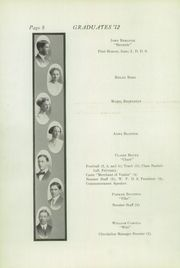 Page 14, 1912 Edition, Central High School - Booster Yearbook (La Crosse, WI) online yearbook collection