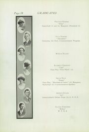 Page 16, 1912 Edition, Central High School - Booster Yearbook (La Crosse, WI) online yearbook collection