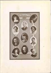 Page 13, 1916 Edition, Central High School - Booster Yearbook (La Crosse, WI) online yearbook collection