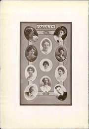 Page 14, 1916 Edition, Central High School - Booster Yearbook (La Crosse, WI) online yearbook collection