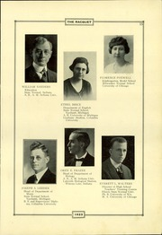 Page 17, 1923 Edition, Central High School - Booster Yearbook (La Crosse, WI) online yearbook collection