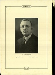 Page 6, 1923 Edition, Central High School - Booster Yearbook (La Crosse, WI) online yearbook collection