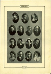 Page 9, 1923 Edition, Central High School - Booster Yearbook (La Crosse, WI) online yearbook collection