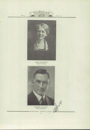 Page 13, 1924 Edition, Central High School - Booster Yearbook (La Crosse, WI) online yearbook collection