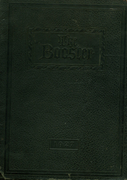 Page 1, 1927 Edition, Central High School - Booster Yearbook (La Crosse, WI) online yearbook collection