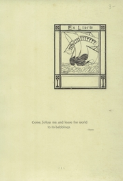 Page 5, 1927 Edition, Central High School - Booster Yearbook (La Crosse, WI) online yearbook collection