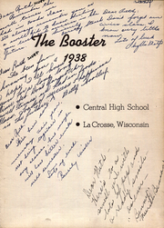 Page 7, 1938 Edition, Central High School - Booster Yearbook (La Crosse, WI) online yearbook collection
