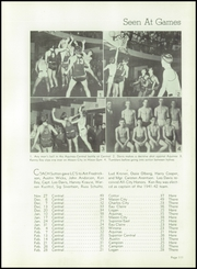 Page 115, 1941 Edition, Central High School - Booster Yearbook (La Crosse, WI) online yearbook collection