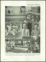 Page 116, 1941 Edition, Central High School - Booster Yearbook (La Crosse, WI) online yearbook collection