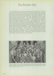 Page 12, 1942 Edition, Central High School - Booster Yearbook (La Crosse, WI) online yearbook collection