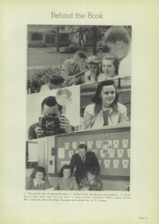 Page 13, 1942 Edition, Central High School - Booster Yearbook (La Crosse, WI) online yearbook collection