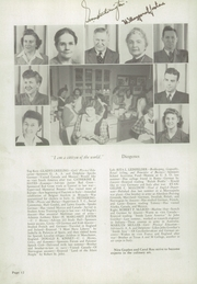 Page 16, 1944 Edition, Central High School - Booster Yearbook (La Crosse, WI) online yearbook collection