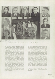 Page 17, 1944 Edition, Central High School - Booster Yearbook (La Crosse, WI) online yearbook collection