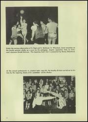 Page 12, 1945 Edition, Central High School - Booster Yearbook (La Crosse, WI) online yearbook collection