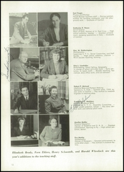 Page 16, 1945 Edition, Central High School - Booster Yearbook (La Crosse, WI) online yearbook collection