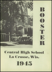 Page 5, 1945 Edition, Central High School - Booster Yearbook (La Crosse, WI) online yearbook collection
