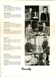 Page 16, 1946 Edition, Central High School - Booster Yearbook (La Crosse, WI) online yearbook collection