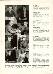 Page 17, 1946 Edition, Central High School - Booster Yearbook (La Crosse, WI) online yearbook collection