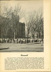 Page 7, 1946 Edition, Central High School - Booster Yearbook (La Crosse, WI) online yearbook collection