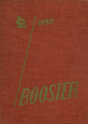 Central High School - Booster Yearbook (La Crosse, WI) online yearbook collection, 1950 Edition, Page 1