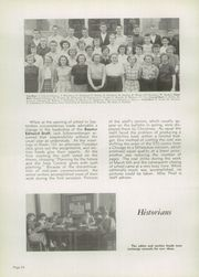 Page 58, 1950 Edition, Central High School - Booster Yearbook (La Crosse, WI) online yearbook collection