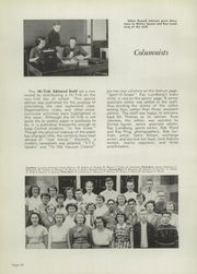 Page 60, 1950 Edition, Central High School - Booster Yearbook (La Crosse, WI) online yearbook collection