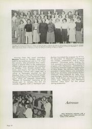 Page 62, 1950 Edition, Central High School - Booster Yearbook (La Crosse, WI) online yearbook collection
