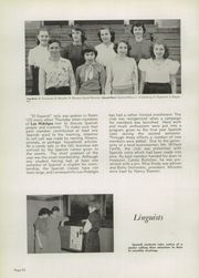 Page 66, 1950 Edition, Central High School - Booster Yearbook (La Crosse, WI) online yearbook collection