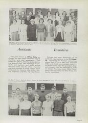 Page 69, 1950 Edition, Central High School - Booster Yearbook (La Crosse, WI) online yearbook collection