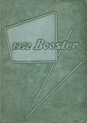 1952 Edition, Central High School - Booster Yearbook (La Crosse, WI)