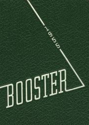 1955 Edition, Central High School - Booster Yearbook (La Crosse, WI)