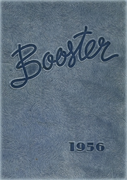 1956 Edition, Central High School - Booster Yearbook (La Crosse, WI)