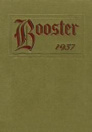 1957 Edition, Central High School - Booster Yearbook (La Crosse, WI)