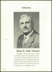 Page 10, 1957 Edition, Central High School - Booster Yearbook (La Crosse, WI) online yearbook collection