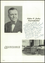 Page 14, 1957 Edition, Central High School - Booster Yearbook (La Crosse, WI) online yearbook collection