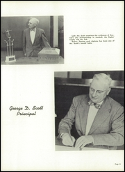 Page 15, 1957 Edition, Central High School - Booster Yearbook (La Crosse, WI) online yearbook collection