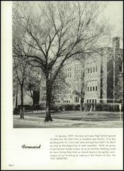 Page 6, 1957 Edition, Central High School - Booster Yearbook (La Crosse, WI) online yearbook collection